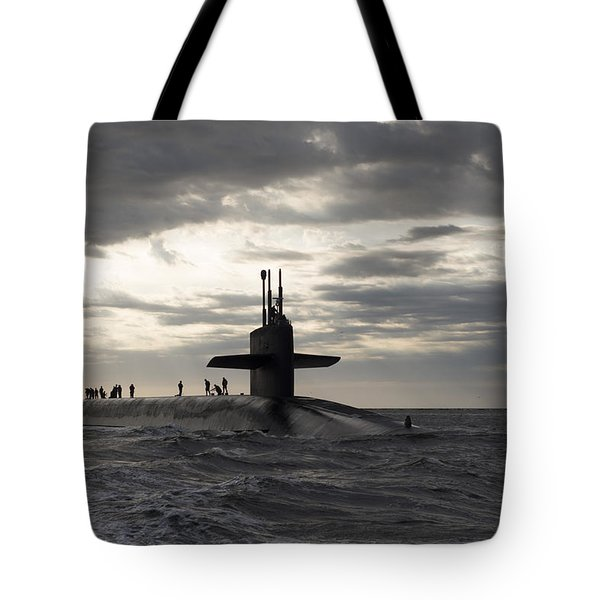 Return From The Sea Tote Bag