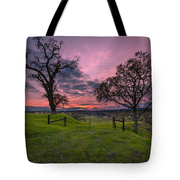 Return Of The Green Tote Bag by Tim Bryan