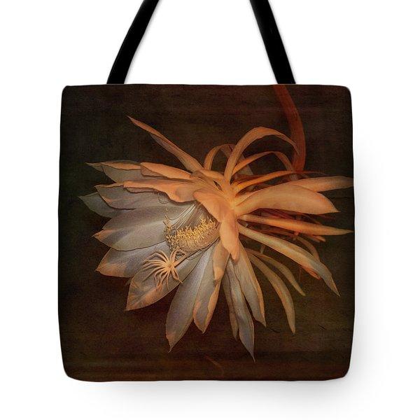 Return Of The Night Bloomer 2 Tote Bag