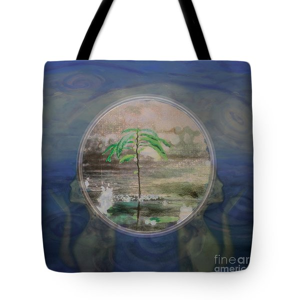 Return To A Half Remembered Dream Tote Bag