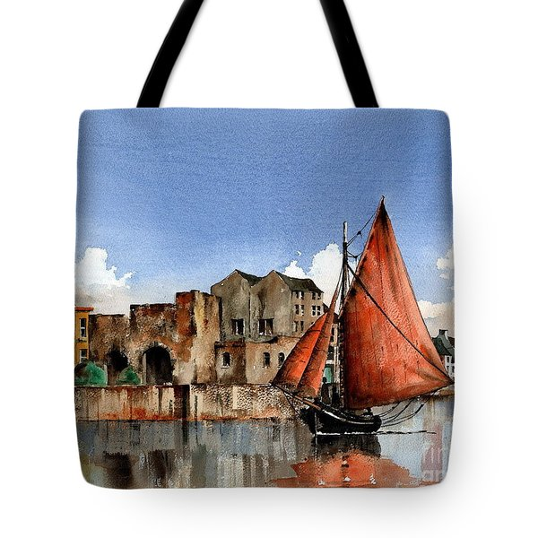 Galway Returning Home   Tote Bag