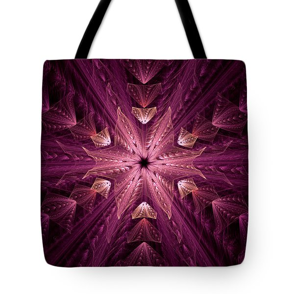 Tote Bag featuring the digital art Returning Home by GJ Blackman