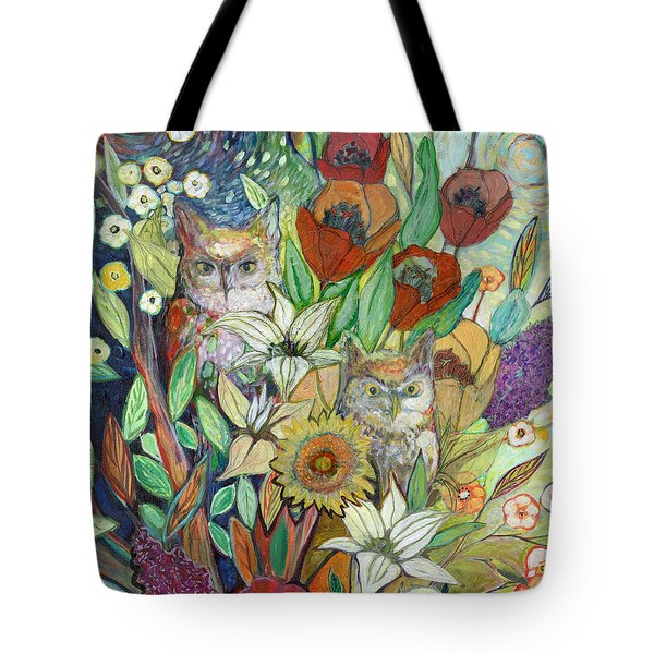 Returning Home To Roost Tote Bag