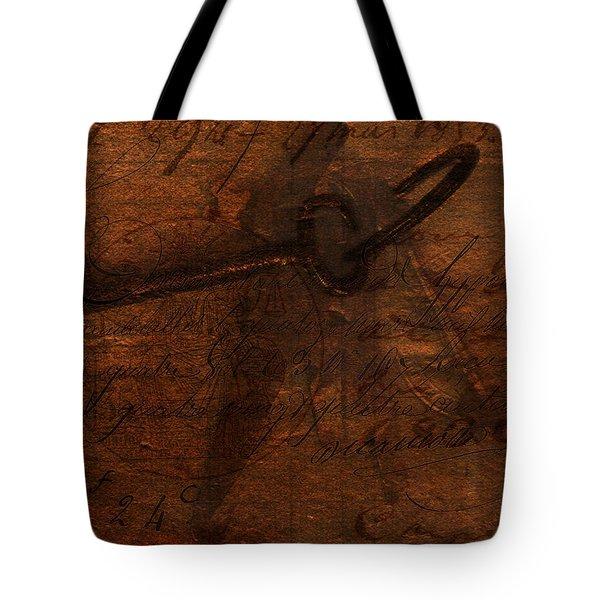 Revealing The Secret Tote Bag