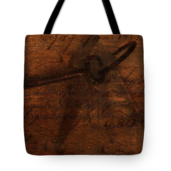Revealing The Secret Tote Bag by Lesa Fine
