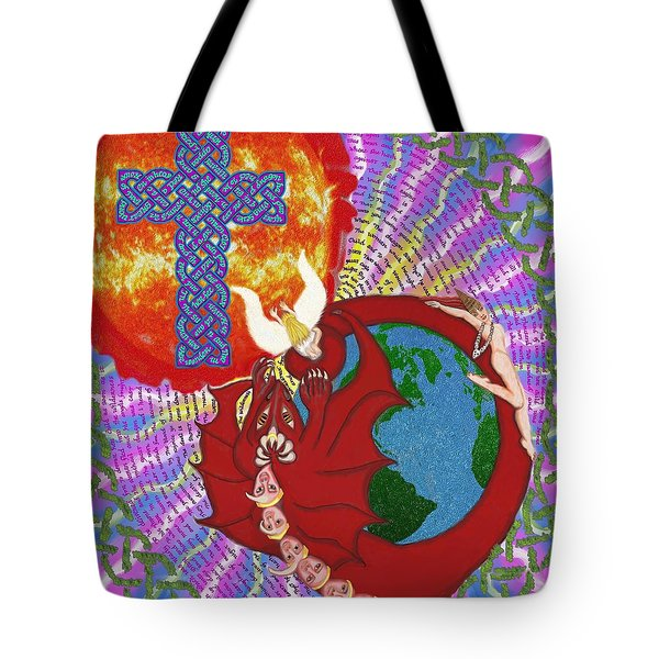Revelation 12 Tote Bag