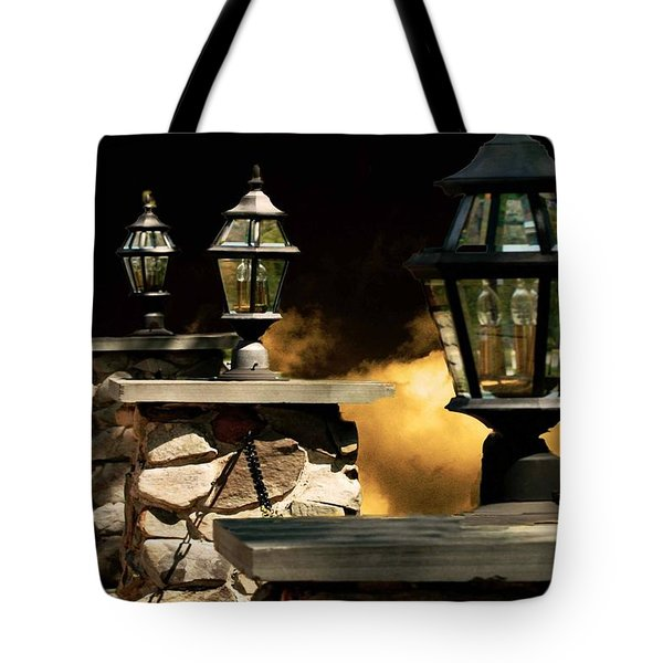 Revelations Inspired By Revelations 2 3 Tote Bag