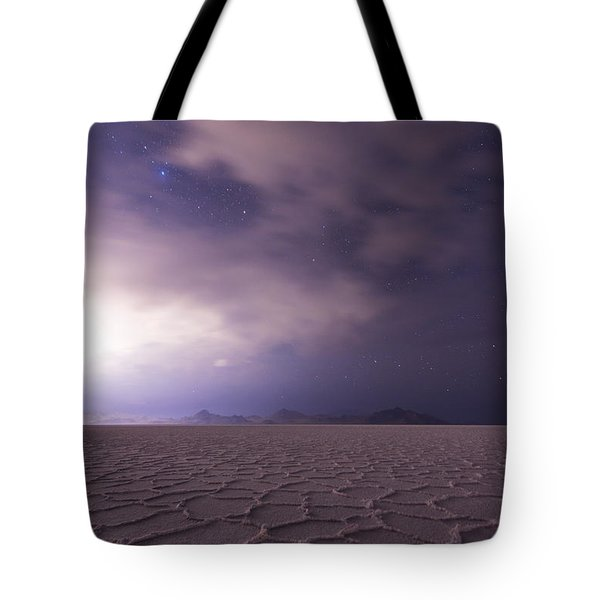 Silent Reverie Tote Bag
