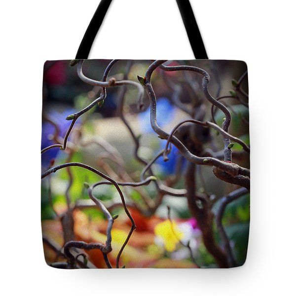 Reverie Tote Bag by Jaki Miller