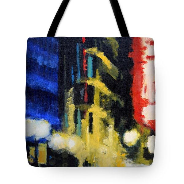 Revisionist History Tote Bag