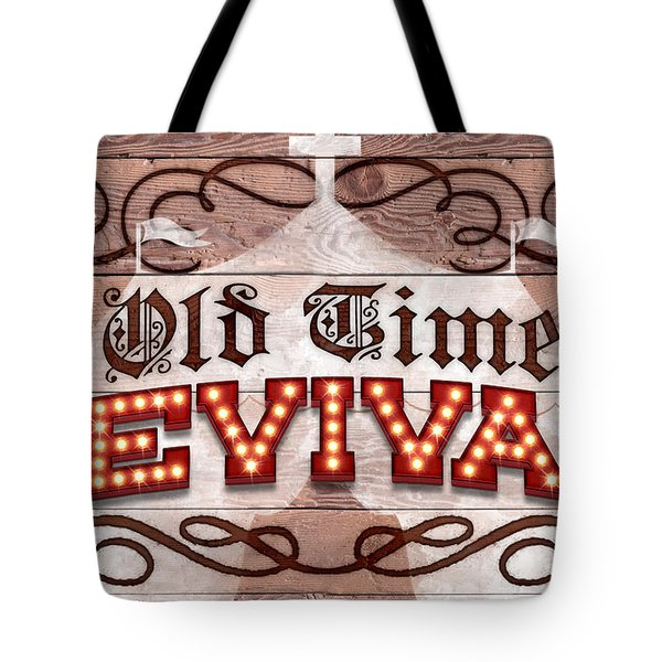 Revival I Tote Bag