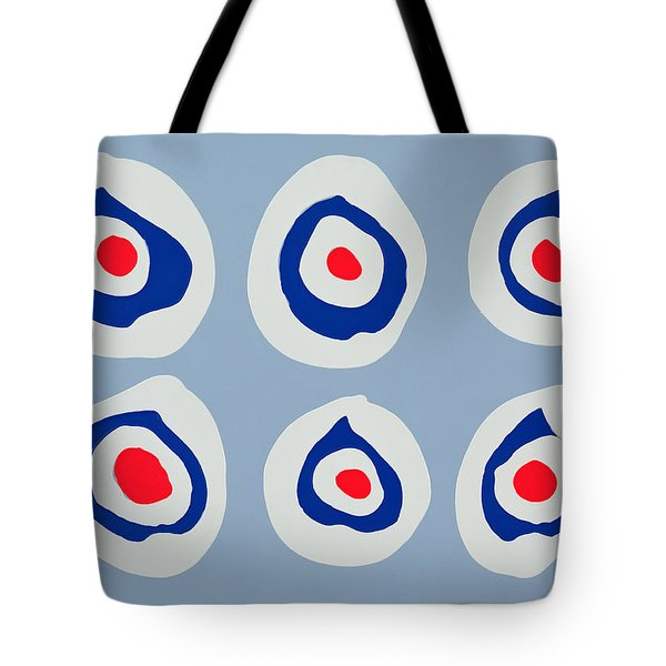 Revolver Tote Bag by Colin Booth