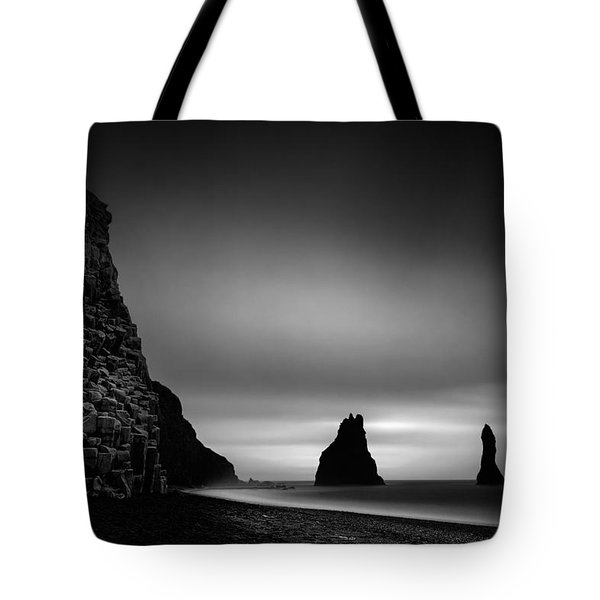 Reynisfjara Tote Bag by Ian Good