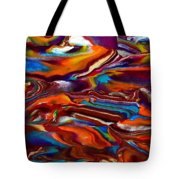 Rhapsody Tote Bag
