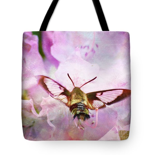 Rhododendron Dreams Tote Bag