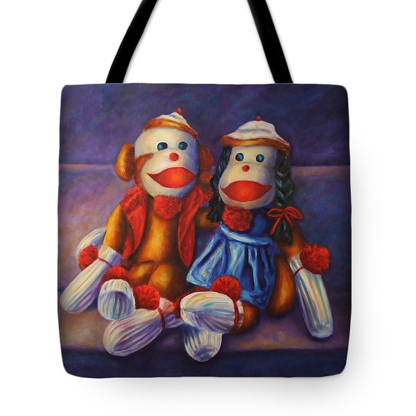 Rhyme And Reason Tote Bag