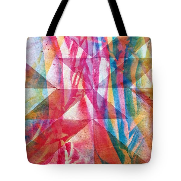 Rhythm And Flow Tote Bag