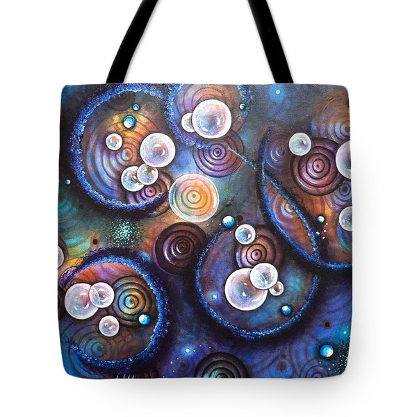 Rhythm And Sound Tote Bag