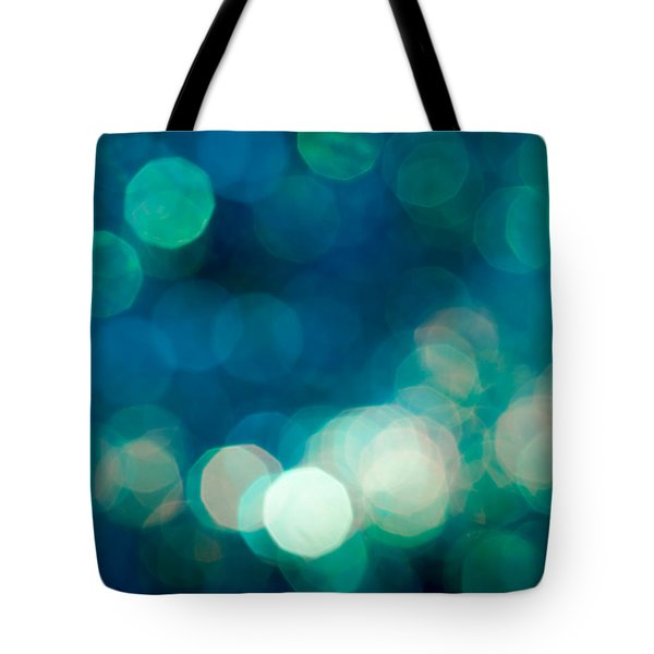 Rhythm N Blues Tote Bag by Jan Bickerton