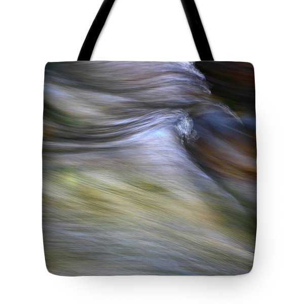 Rhythm Of The River Tote Bag