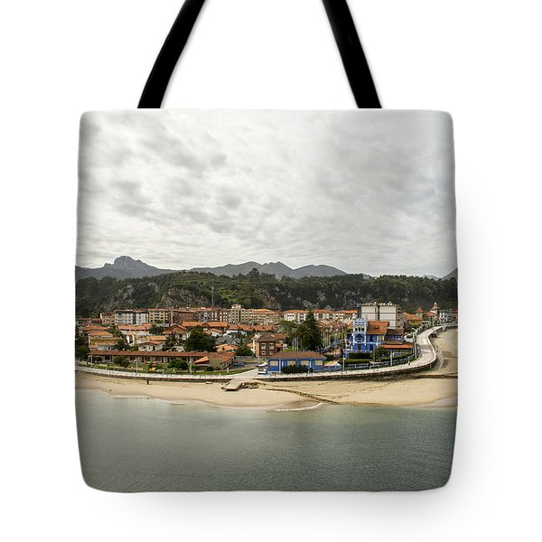 Ribadesella Tote Bag by For Ninety One Days