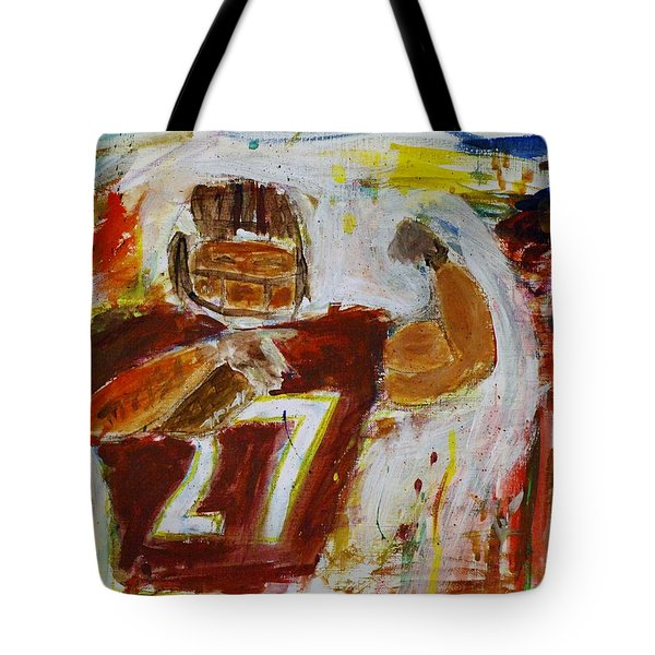 Rice Touchdown Tote Bag