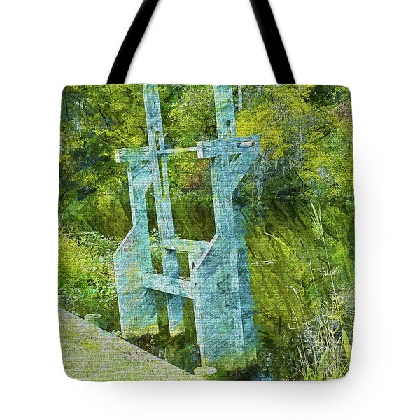 Rice Trunk - Faux Painting Tote Bag