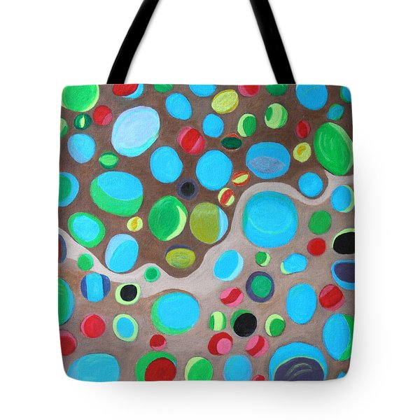 Riches Of People On Earth  Tote Bag by Lorna Maza