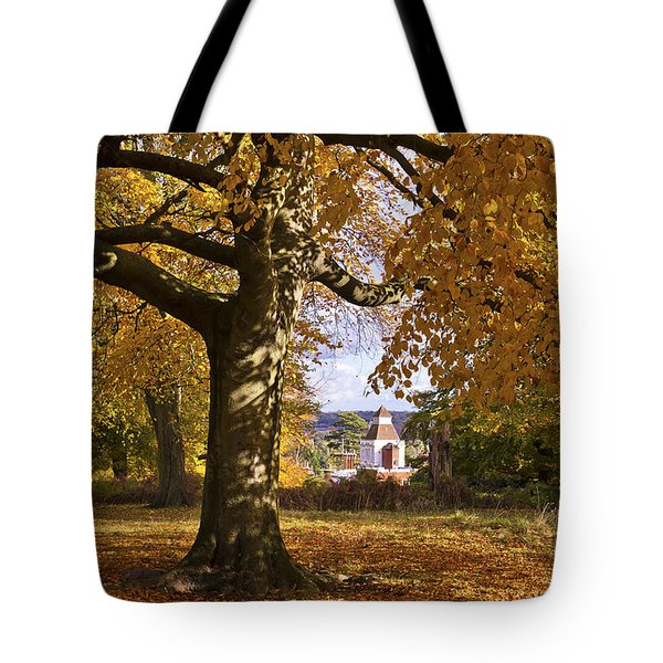 Richmond Autumn Tote Bag