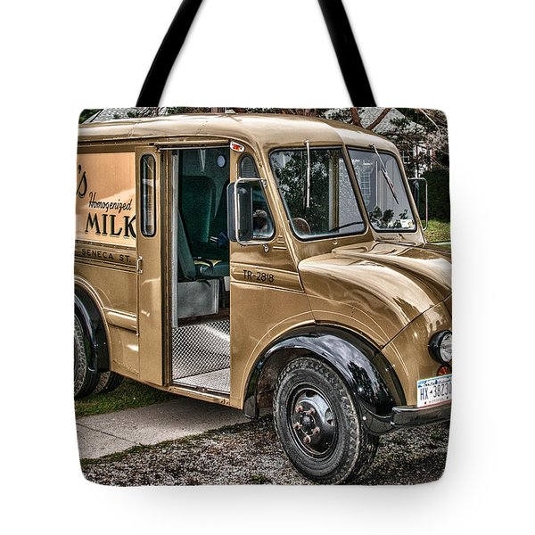 Rich's Milk Tote Bag