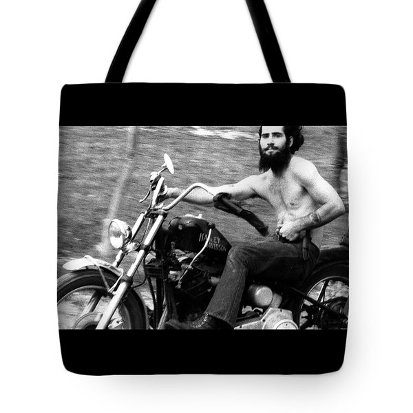Ricky D Tote Bag by Doug Barber
