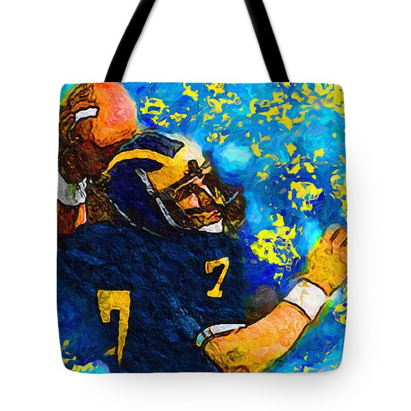 Ricky Leach Star Of The 70's Tote Bag