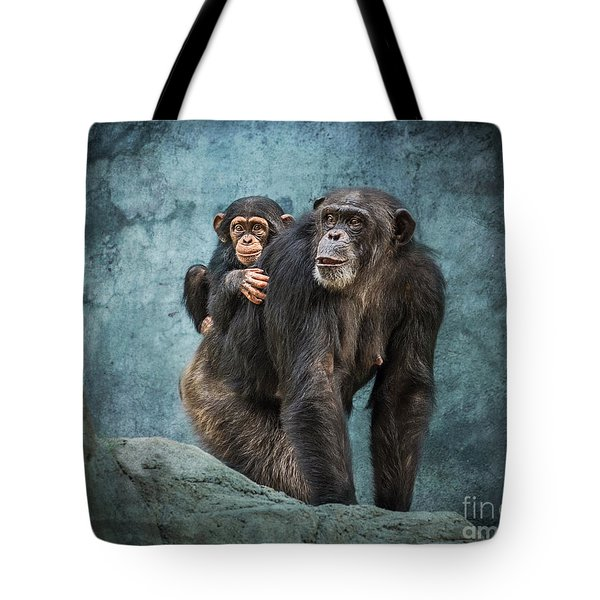 Ride Along Tote Bag by Jamie Pham