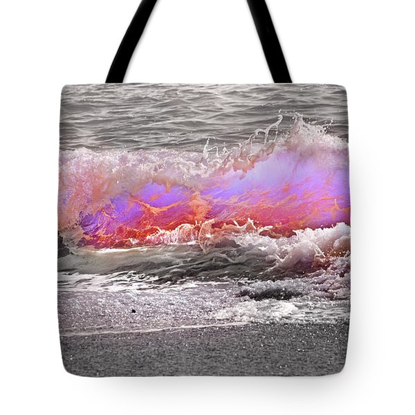 Ride Your Wave Tote Bag