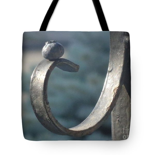 Riding The Wave Tote Bag