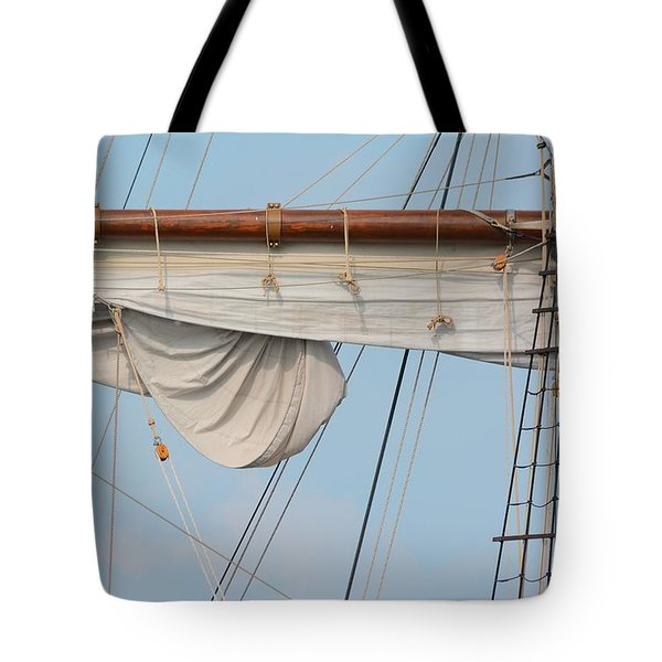 Rigging Tote Bag