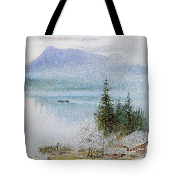 Righi Tote Bag by Albert Goodwin