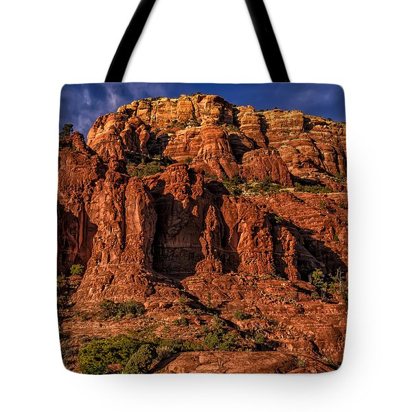 Tote Bag featuring the photograph Right Here Right Now by Mark Myhaver