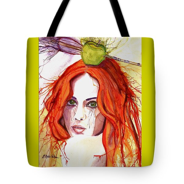 Right On Target Tote Bag