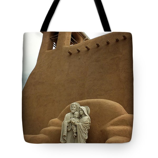 Righteous And Mercy Tote Bag