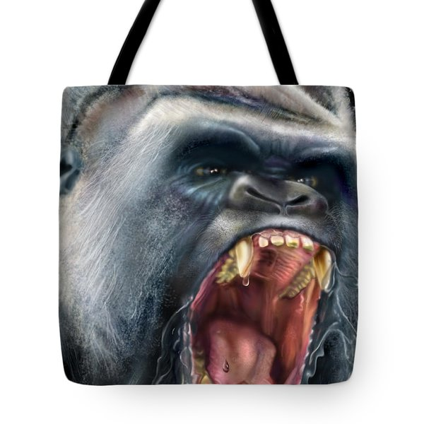 Righteous Indignation 1 Tote Bag