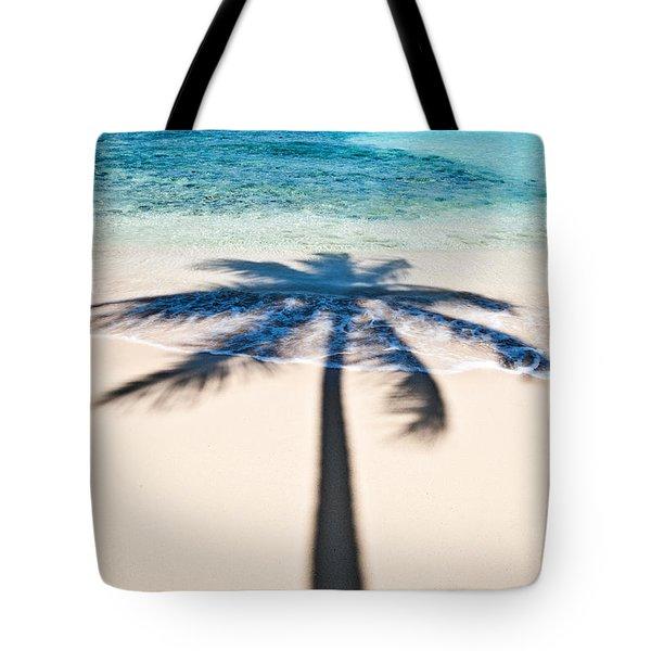 Rincon Shadow Tote Bag by Renee Sullivan