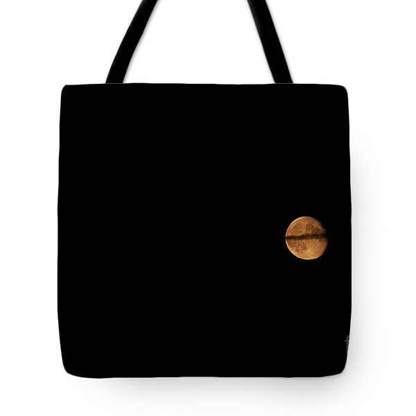 Ring Around The Moon Tote Bag