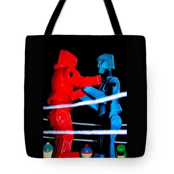 Ringside Tote Bag