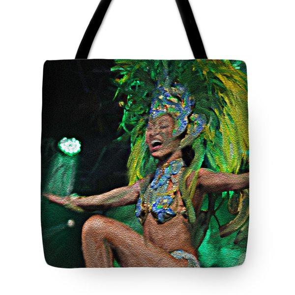 Rio Dancer I A Tote Bag