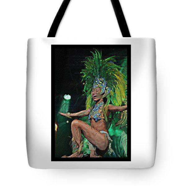 Rio Dancer I B  Tote Bag