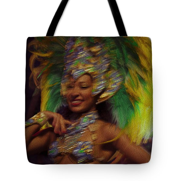 Rio Dancer IIi B Tote Bag