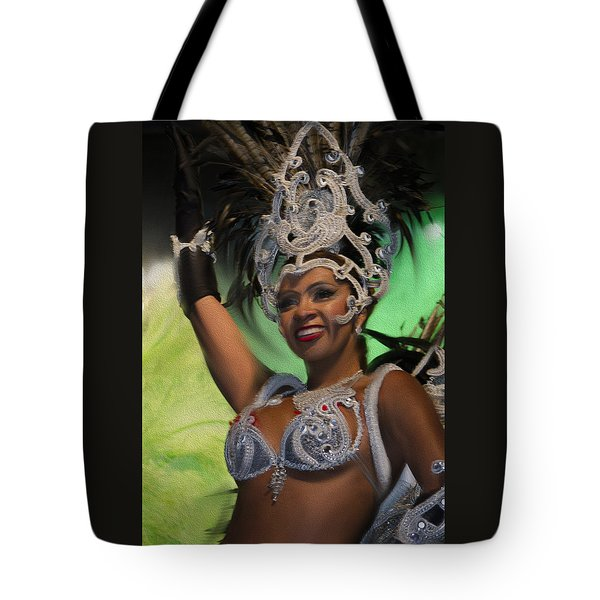 Rio Dancer Iv A Tote Bag