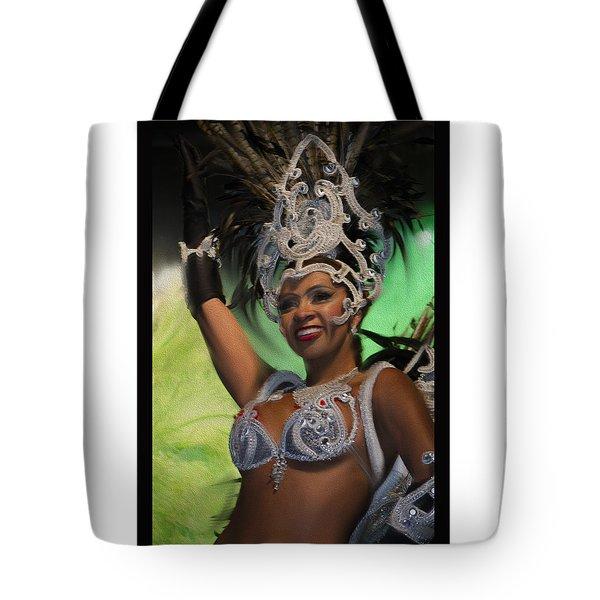 Rio Dancer Iv B Tote Bag
