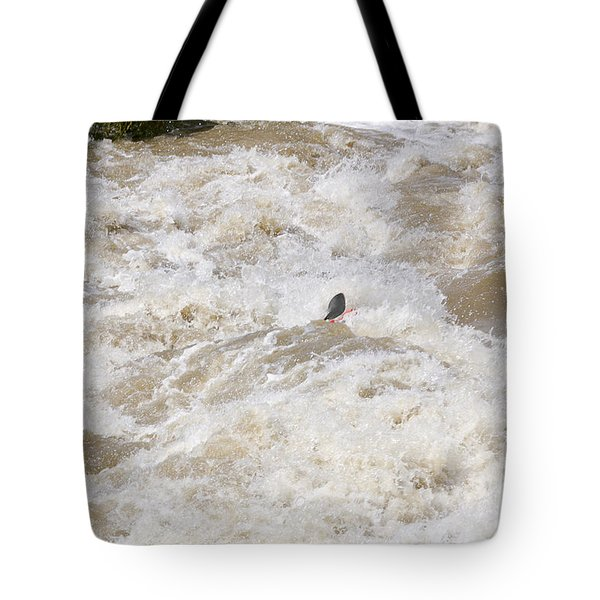 Rio Grande Kayaking Tote Bag by Steven Ralser